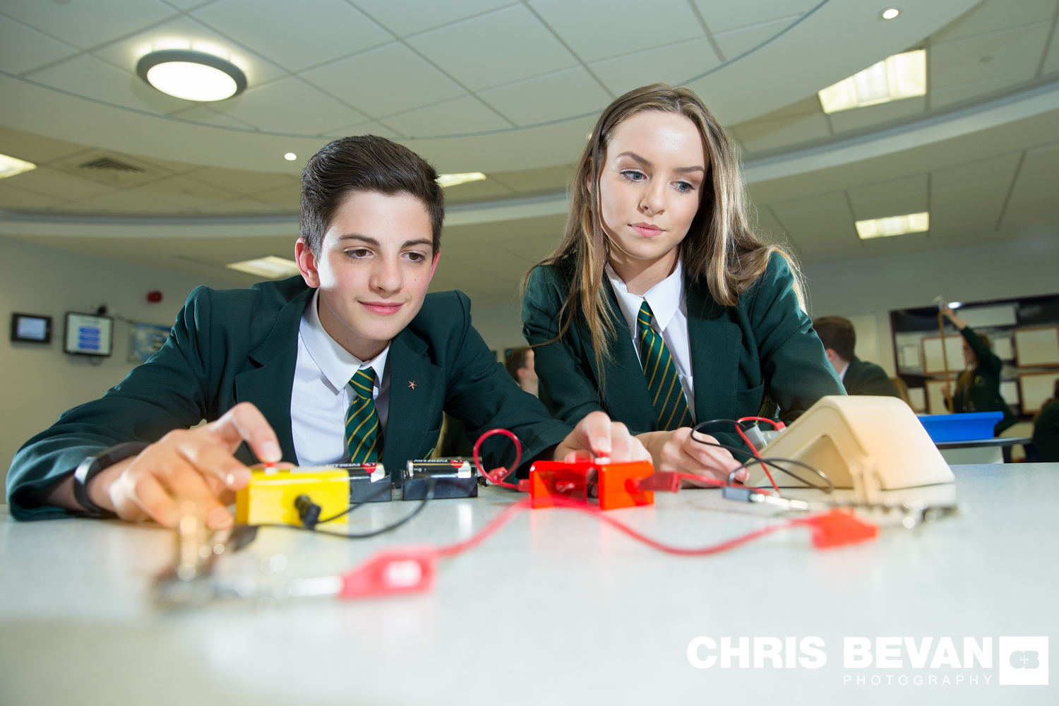 SCHOOL PROSPECTUS PHOTOGRAPHY IMAGES SCIENCE Copyright Www.chrisbevanphotography.co.uk 6